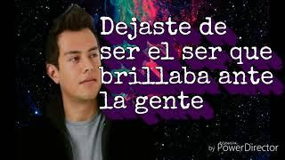"""Hoy me despido""- Mc Richix ft. Cezy Gonzalez [Letra]"
