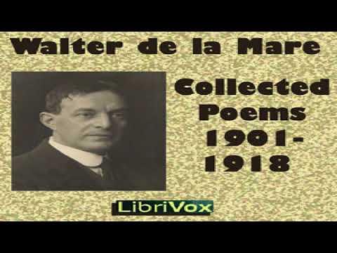 Collected Poems 1901-1918 | Walter De la Mare | Single author | Book | English | 1/2