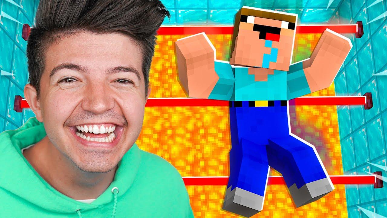 Download Minecraft 21 Best Ways to Prank Noob1234! *funny*