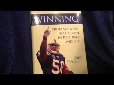 Personal Thank You To Colts LB Gary Brackett