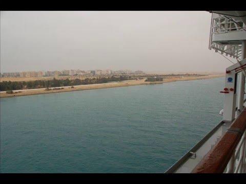 Egypt Suez Canal Transit