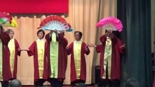 禧福第十二屆天國耆兵畢業禮 觀塘區
