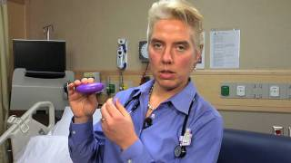 Using dry powder inhalers