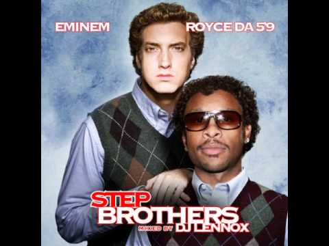 Eminem Royce Da 5 9  Nuttin To Do Step Brothers mixtape