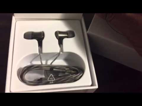LeTV Metal Headphones Unboxing After CES #CES2016