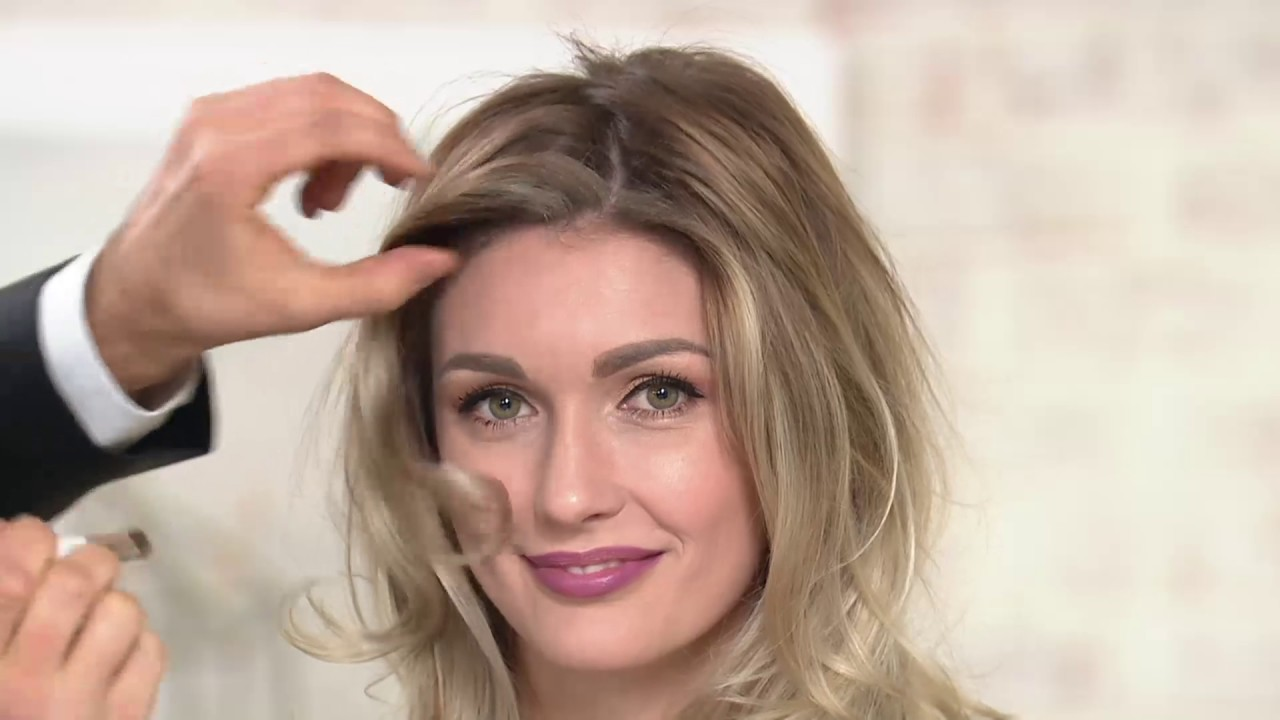 Color Wow Temporary Root Cover Up Powder With Brush On Qvc Youtube