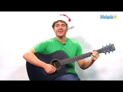 How to Play 12 Days of Christmas on Guitar - YouTube