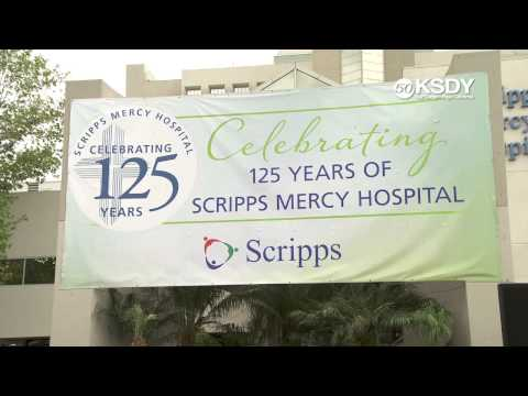 125th Anniversary of Scripps Mercy Hospital