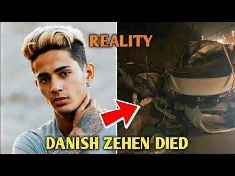 Danish Zehen Death In Car Accident Mumbai Vashi Highway