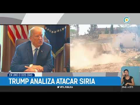 Crece La Tensión Entre Rusia Y Estados Unidos Por Siria | #TPANoticias