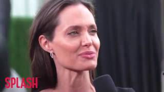 Angelina Jolie Insists Brad Pitt is Still a Good Father Amidst Divorce | Splash News TV