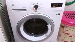 Electrolux EWF1286LEW çamaşır makinesi