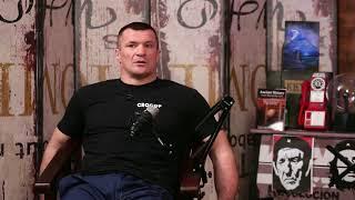 Mirko Cro Cop explains how he trained his famous high kick