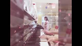 Câu chuyện mùa thu - Cover piano - Kitty