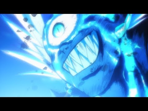 Saitama vs Boros Full Fight (60fps)