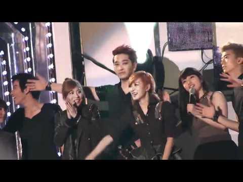 110528 Dream Concert Ending 2PM & miss A (Fancam)