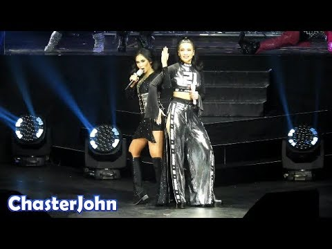 SARAH GERONIMO AND ANNE CURTIS FULL SHOWDOWN AUG 18, 2018