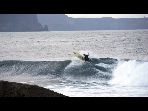 TEW; Surfing Europe Ep3 'The Surfing Farmers of County Clare'