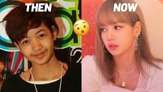 blackpink then vs now (shookening)