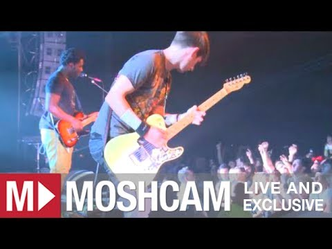 Bloc Party - Like Eating Glass | Live in Sydney | Moshcam
