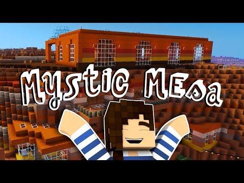 We're Back!!!   Modded Minecraft Mystic Mesa