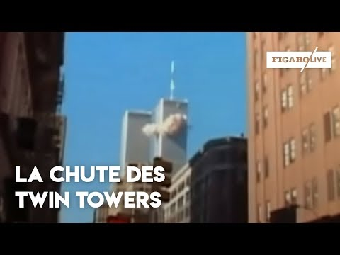 11 Septembre 2001 : la chute des Twin Towers - Le Figaro