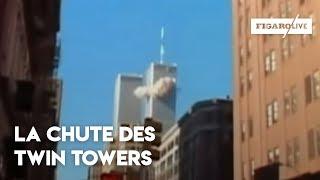 vuclip 11 Septembre 2001 : la chute des Twin Towers - Le Figaro