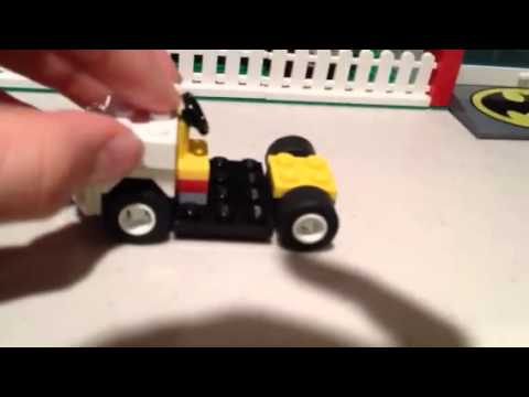 How to build a lego car in solidworks