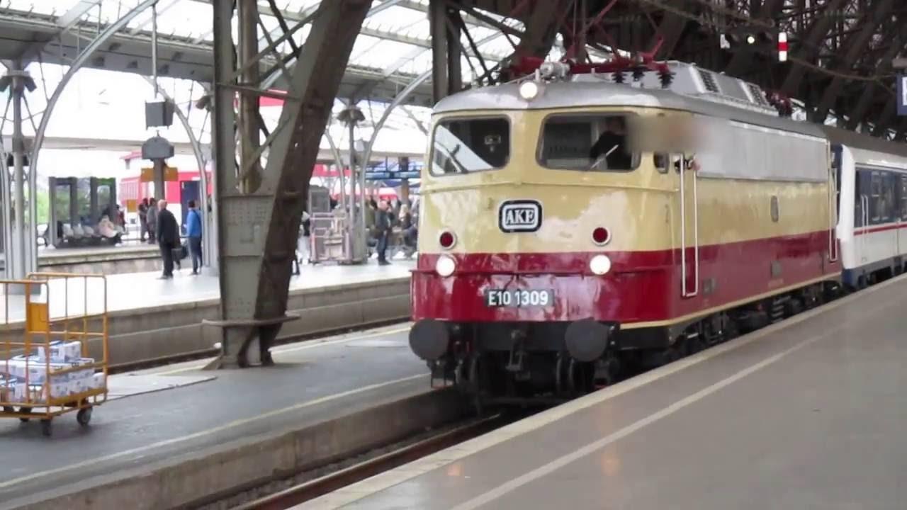 Köln Express Zug