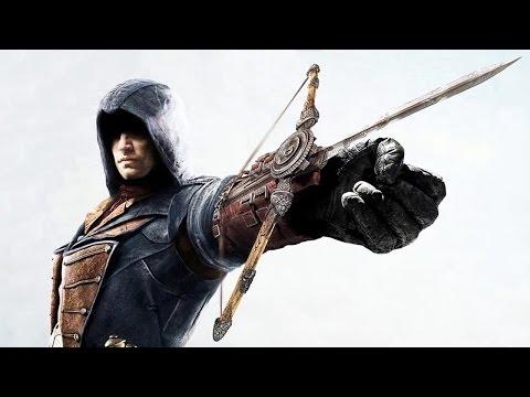 Assassin's Creed Unity Phantom Blade Unboxing