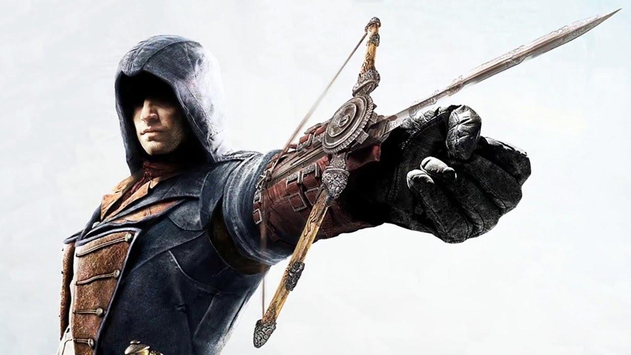 Assassin's Creed Unity Phantom Blade Unboxing - YouTube