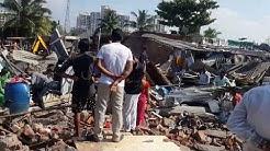 Borivali IC Colony Khadi | 12-12-2017 BMC Destroyed Poor People's Houses