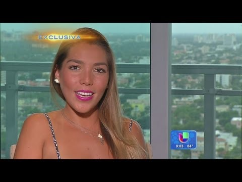 Frida Sofía, hija de Alejandra Guzmán, quiere continuar con la dinastía Pinal