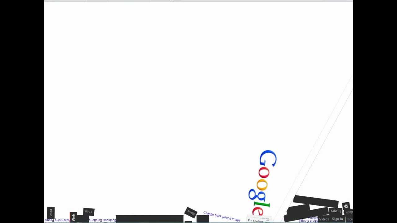 With google gravity google zero gravity tricks click for details