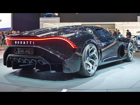 Bugatti La Voiture Noire' السيارة السوداء الاغلي في التاريخ