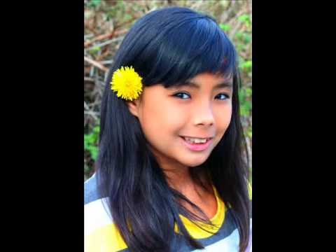(glowing inside song)The pretty girl alyana