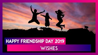 Happy Friendship Day 2019 Wishes in English: Greetings And WhatsApp Stickers to Share With Friends