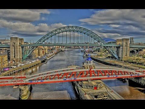Newcastle upon Tyne, England, United Kingdom - Geordie