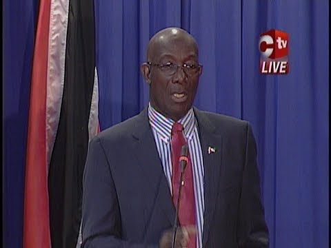 Prime Minister Dr. Keith Rowley's Press Conference On Marlene McDonald's Hiring And Firing
