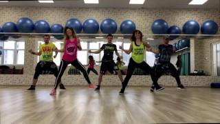 Download Video DESPACITO - Luis Fonsi Ft Daddy Yankee - Zumba Choreo by FlavourZ Crew - ONLY PC MP3 3GP MP4