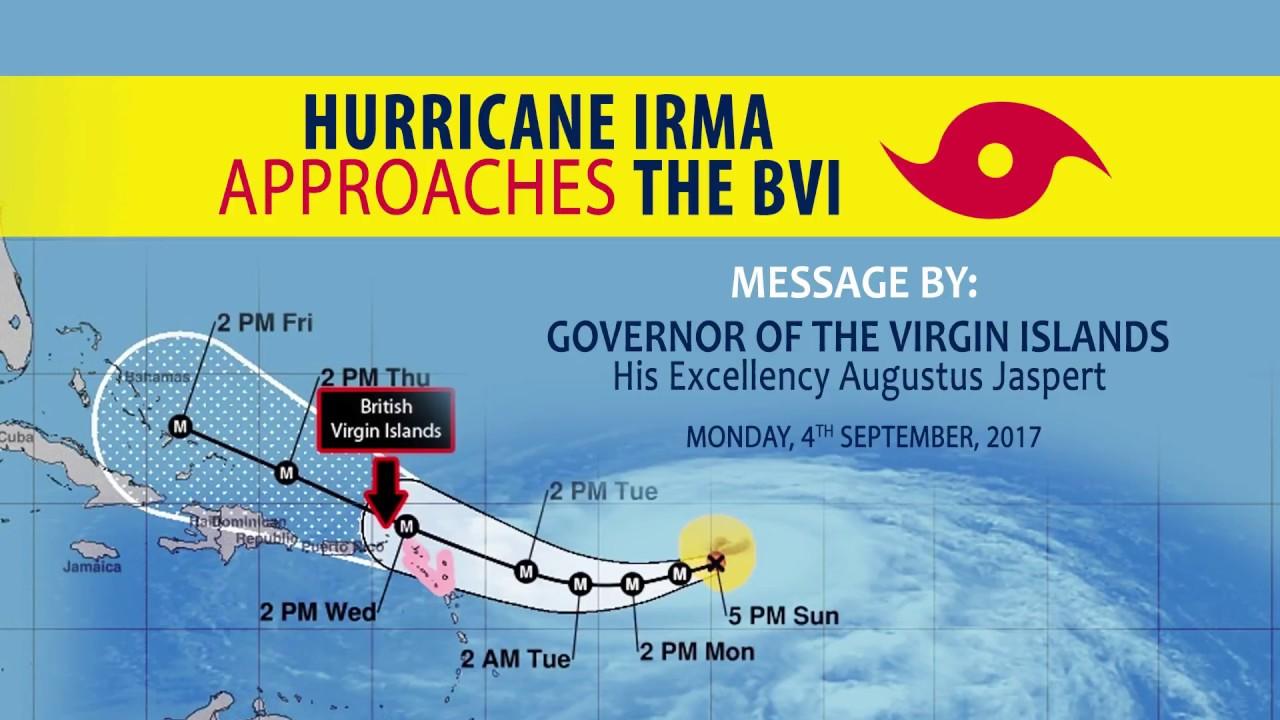Irma Virgin Islands