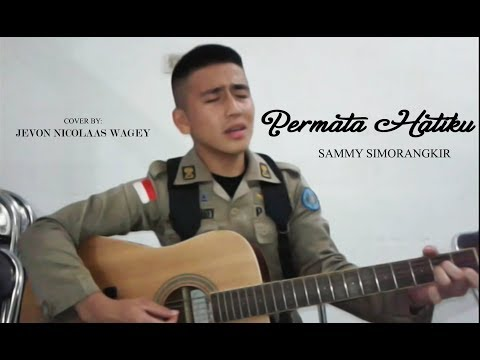 SAMMY SIMORANGKIR - PERMATA HATIKU (COVER)