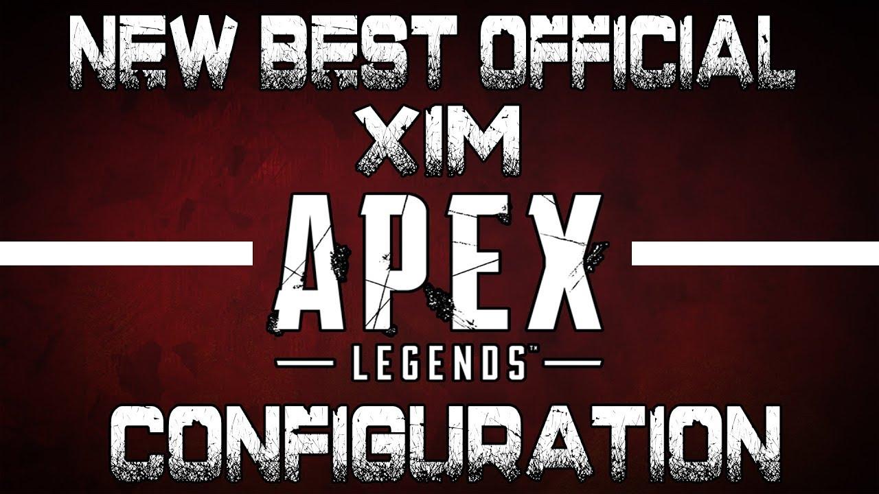Xim Apex Legends Best Official Settings   Apex Legends Tips