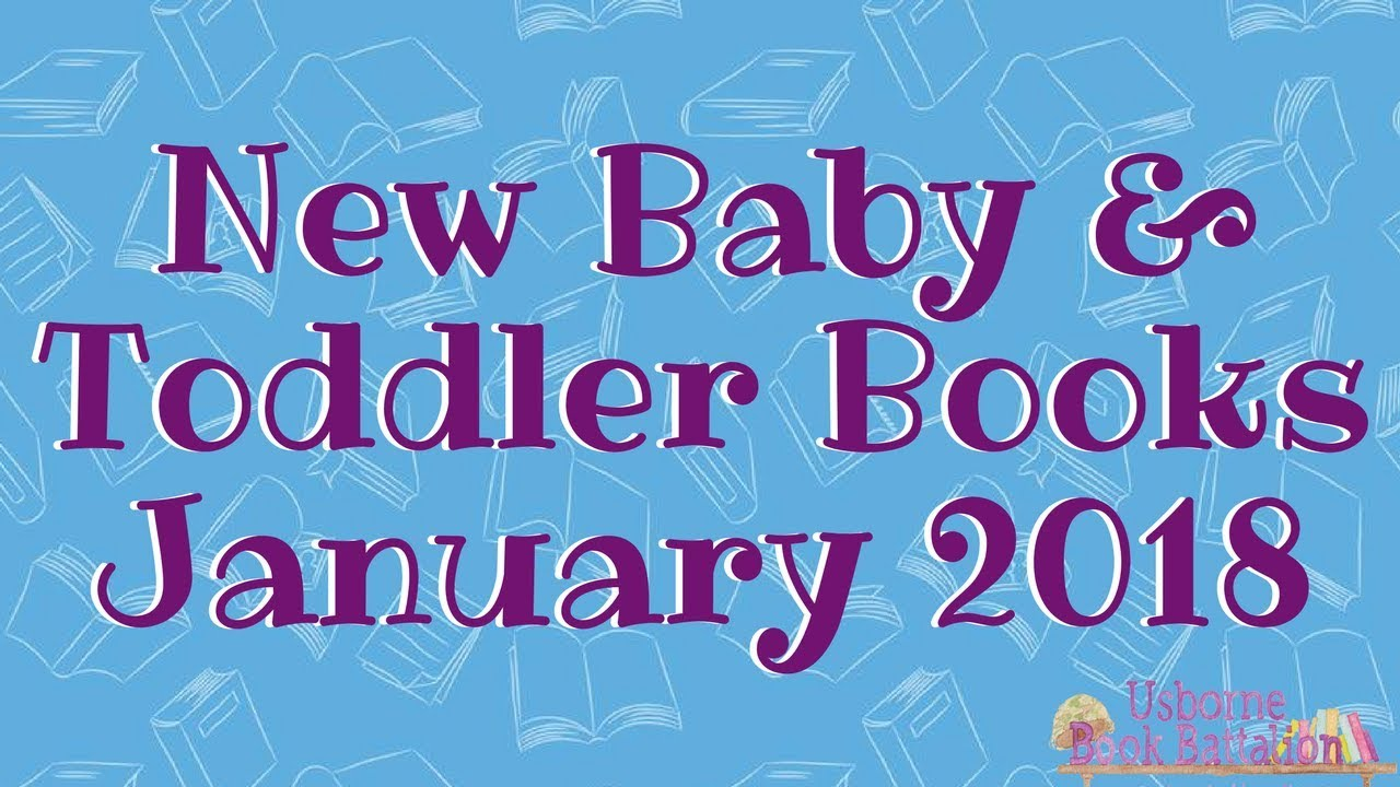 Usborne New Baby and Toddler Books