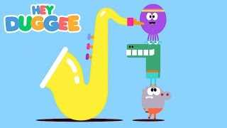 The Making Music Badge - Hey Duggee Series 2 - Hey Duggee