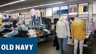 OLD NAVY * COME WITH ME/ JUST A QUICK PEEK!!