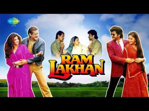 My Name Is Lakhan - Mohammad Aziz - Anuradha Paudwal - Nitin Mukesh - Ram Lakhan [1989]