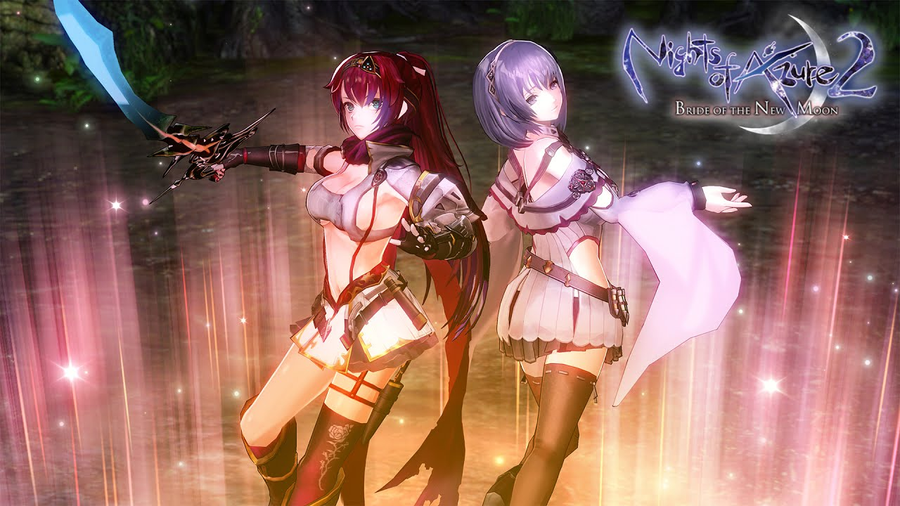 Download Nights of Azure 2: Bride of the New Moon - Teaser Trailer