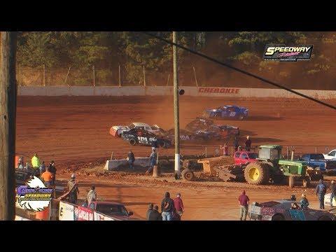 Cherokee Speedway | Limited Sportsman Main Event | Nov  18, 2018