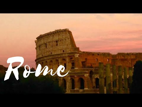 Moments in Rome   Backpacking Europe Female Travel Vlog